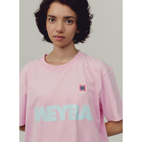 MEYBA - The Training Tee (Pink)