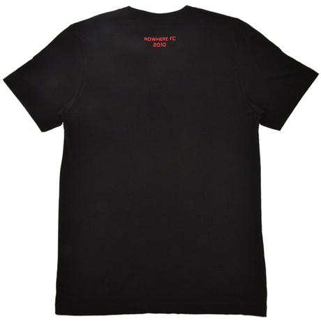No Where FC - OLD 3 LEGS TEE (Black)
