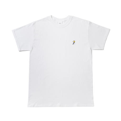 SHUKYU × CITY BOYS FC / Ronnie TEE (White)
