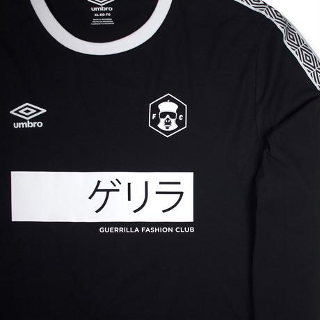 GUERRILLA FC - L/S TEE