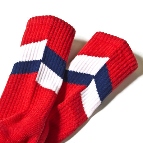 1993 SOCKS (Red)