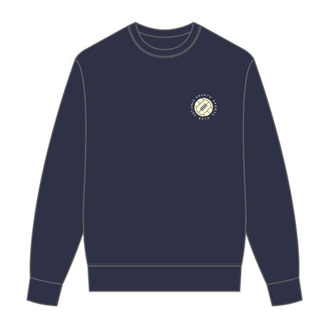SHUKYU Sports Club / Sweat (Navy)