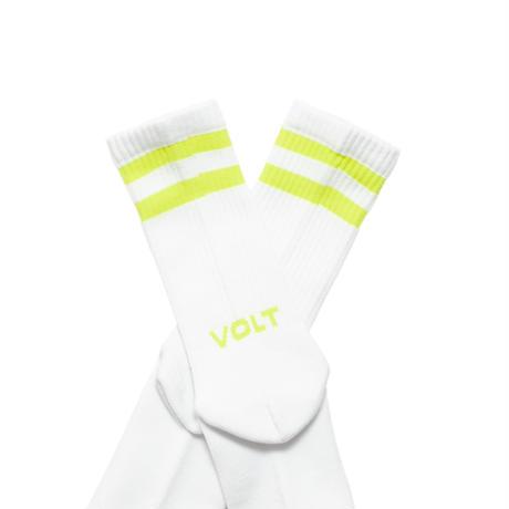 FC.VOLT - VOLT_SOCKS (White)