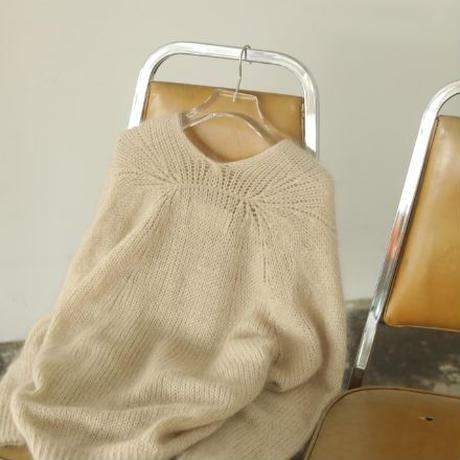 Wholegarment Vneck Knit /TODAYFUL (トゥデイフル)/  12020540