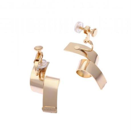 Sea'ds mara/シーズマーラ Distort pierce・earring [21A1-01P・21A1-01E]