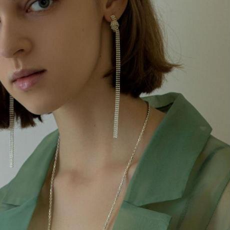 Sea'ds mara/シーズマーラ Quattro ball pierce&earring/[21A1-09P] [21A1-09E]