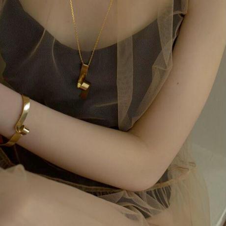 Sea'ds mara/シーズマーラ Distort bracelet/21A1-03