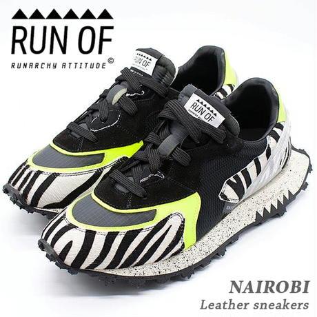 RUN OF/ランオブ NAIROBI/ナイロビ