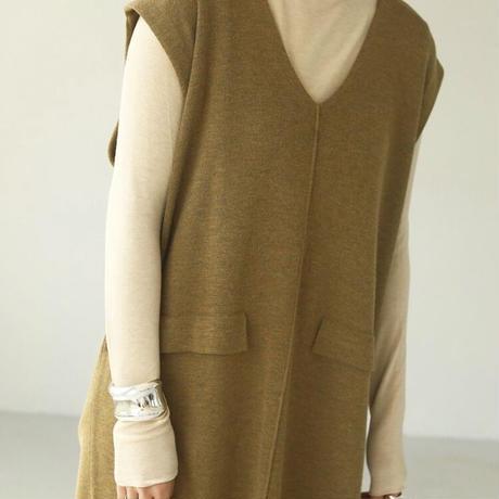 TODAYFUL/トゥデイフル Vneck Knit Dress 12020314