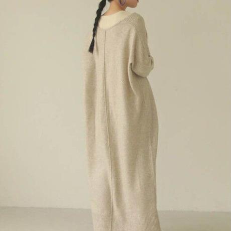 TODAYFUL (トゥデイフル)/Raccoon Knit Dress /12020324