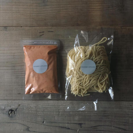 BASIC PASTA SET for TWO x 3