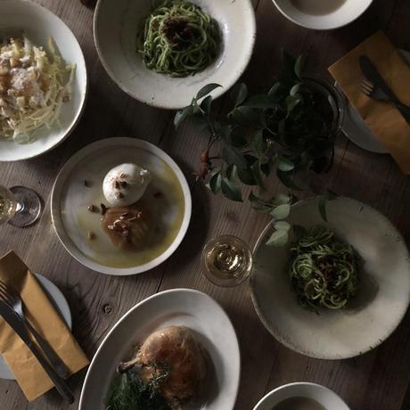 DINNER for TWO (白ワインコース)