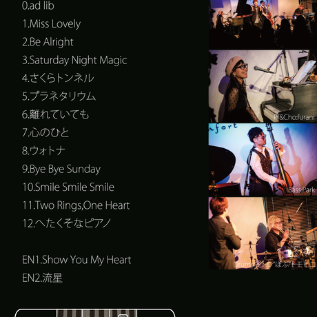 LIVE DVD「MOMENT -Tokyo-」