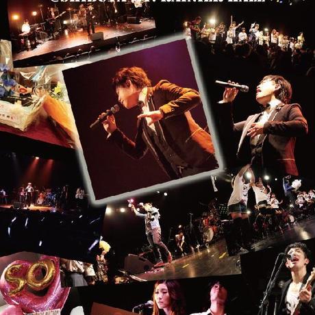 "LIVE DVD「COUNT DOWN ""0""」@Mt. RAINIER HALL"