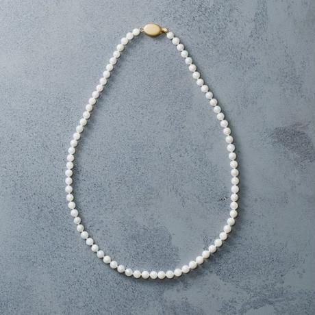 shuo17025 Akoya Pearl Necklace