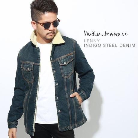 Nudie Jeans デニムボア ジャケット ndj294