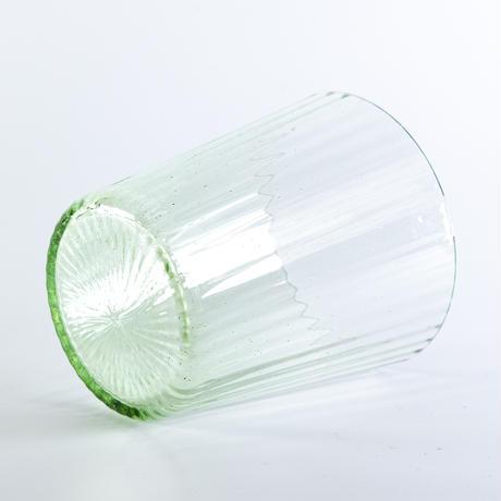 小樽再生ガラス  カフェグラス