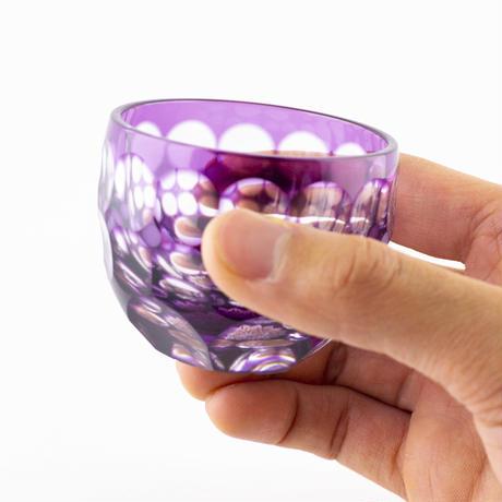 珠 ぐい呑 -透き-