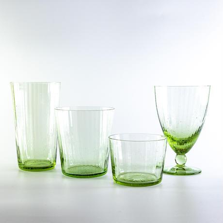 小樽再生ガラス  サワーグラス