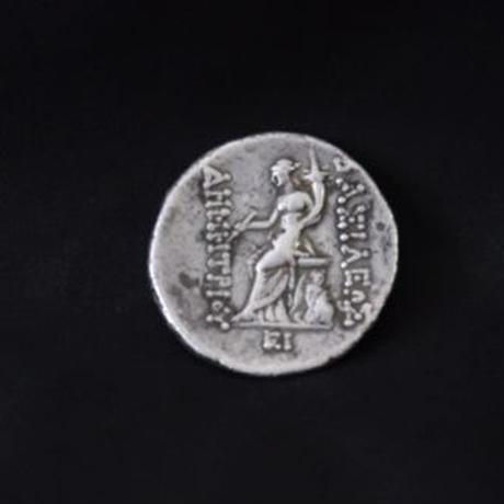 デーメートリオスI世銀貨