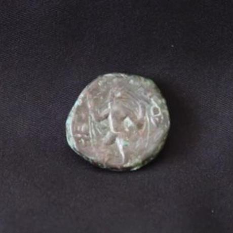 カニシカ I 世銅貨