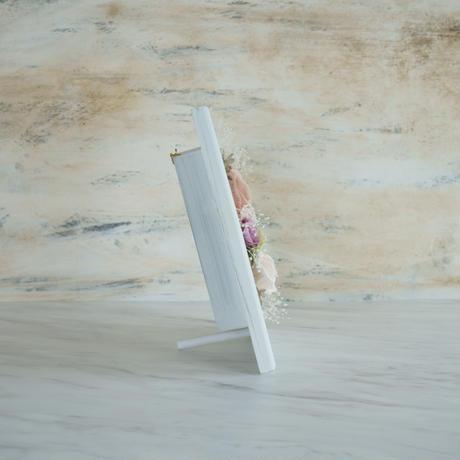フラワーピクチャーフレーム(16cm×22cm×4cm)
