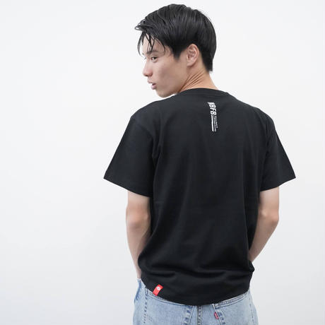 N8FBポケット付きTシャツ【ブラック】
