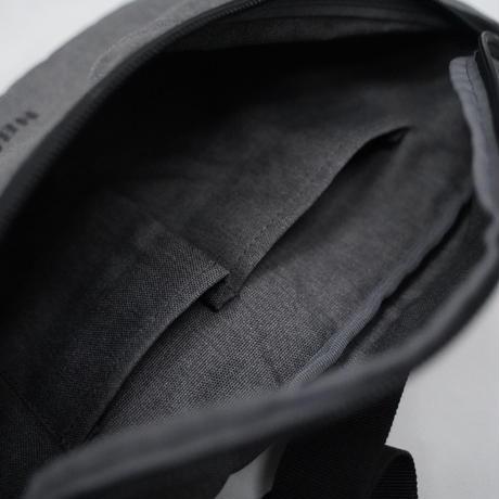 N8FBボディバッグ【グレー】