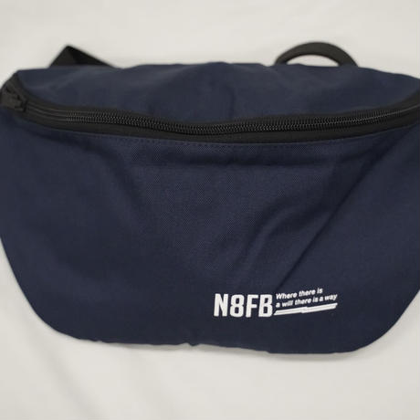 N8FBボディバッグ【ネイビー】