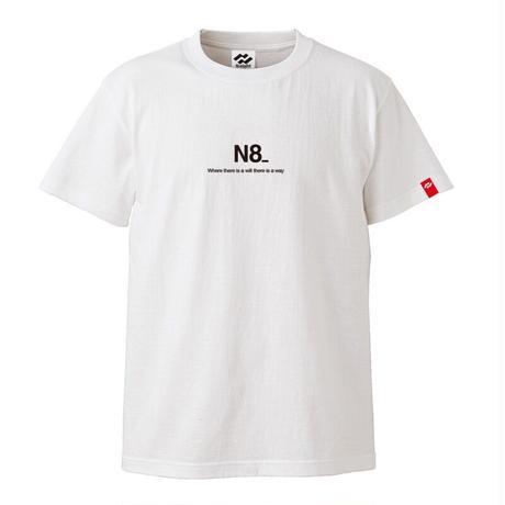 カジュアルTシャツ【ホワイト】