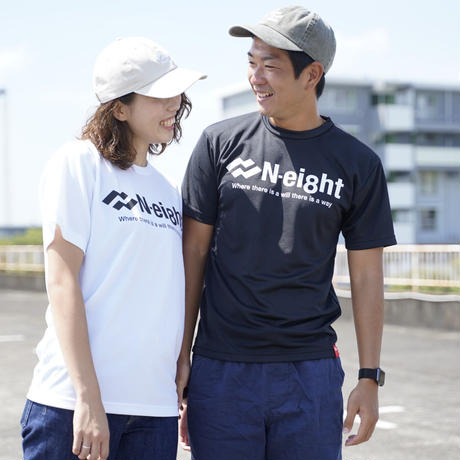 スタンダードロゴドライTシャツ【ロイヤルブルー】