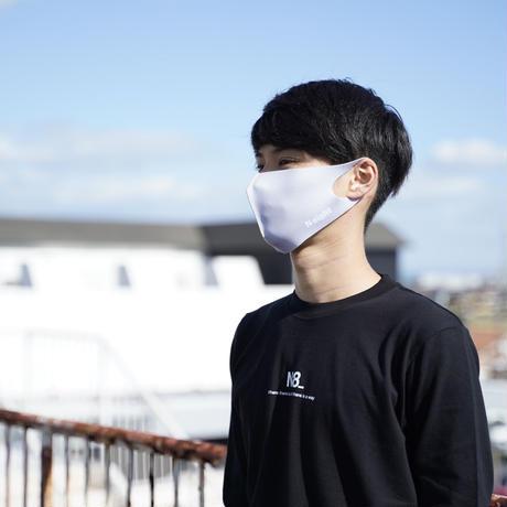 オリジナルマスク【ライトグレー】