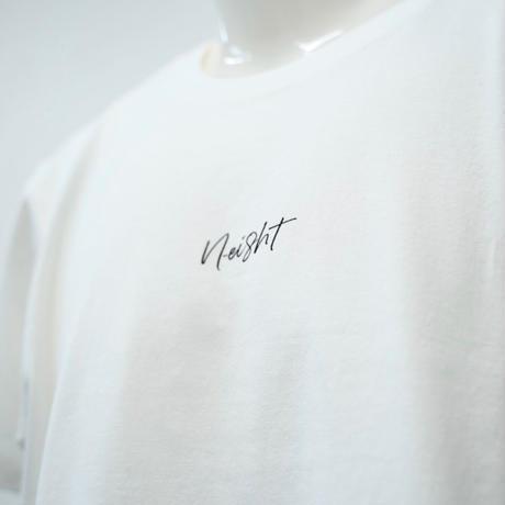 シンプルロゴTシャツ【ホワイト】