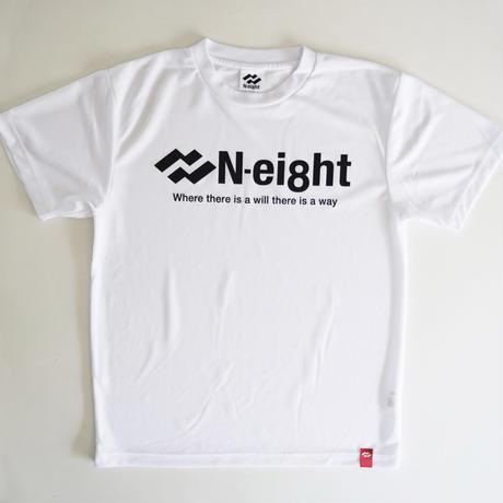 スタンダードロゴドライTシャツ【ホワイト】