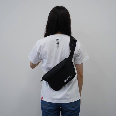 N8FBボディバッグ【ブラック】