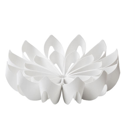 Fruit bowl - White S -