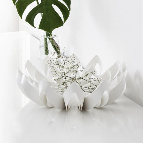 Fruit bowl - White L -