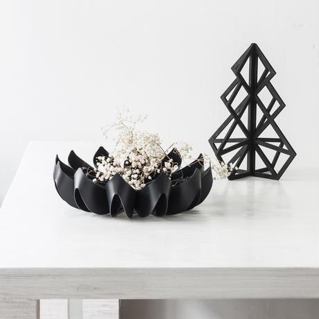 Fruit bowl - Black L -