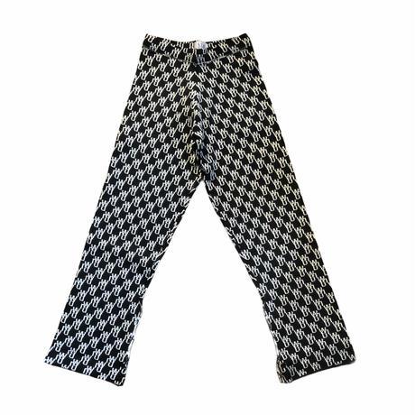 design knit pants