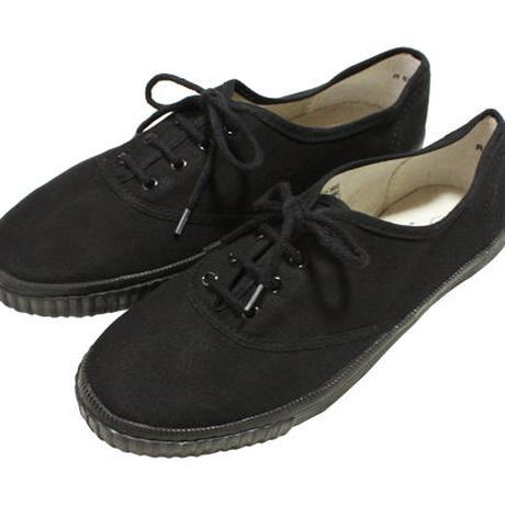Blackmans Shoes - プリムソールシューズ (ブラック) レディース