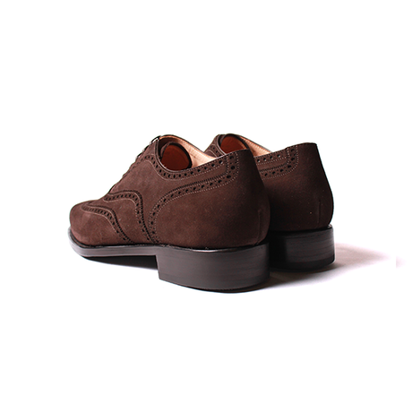 CH7501SH-11 / D.Brown Suede | 42ND ROYAL HIGHLAND Navy Collection