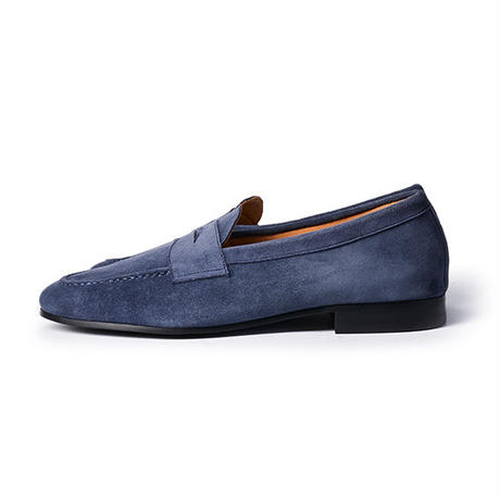 CS0005S-34 / Sax Blue Suede | 42ND ROYAL HIGHLAND transfer