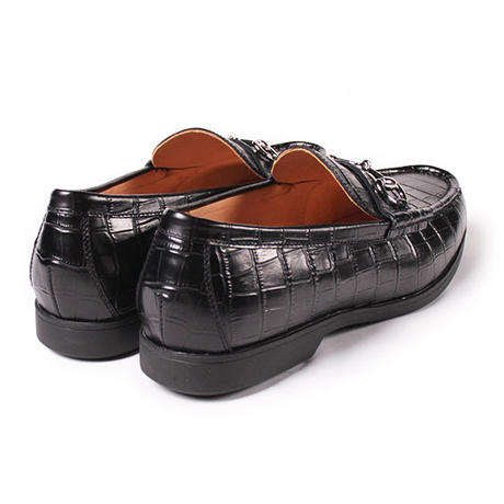 CS9015ST-01 / Black Embossed Leather | 42ND ROYAL HIGHLAND transfer