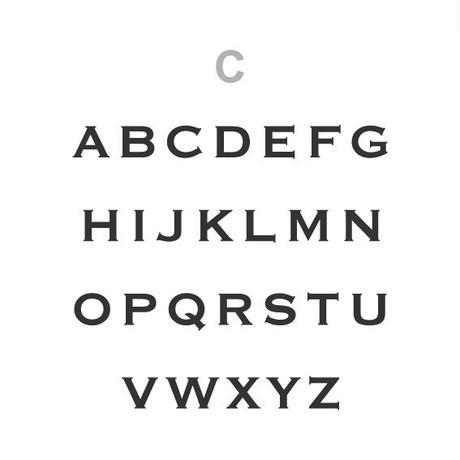 《フォントtype:C》カフリンクスへのイニシャル刻印サービス  | 42ND ROYAL HIGHLAND Silver Collection made in japan