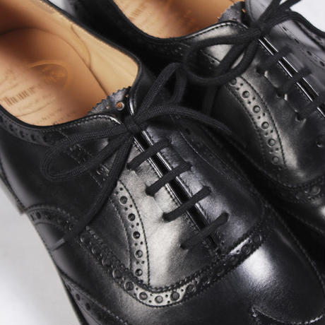 7816 CHETWYND / Black|Church's made in england