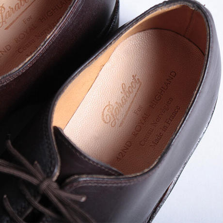 "P7038-11 ""ARLES"" / Dark Brown 