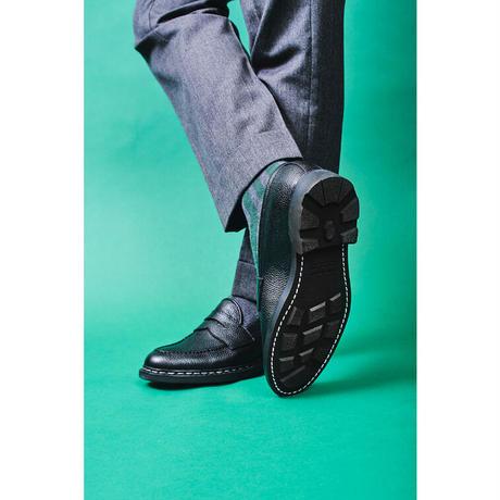 CHN0003E-01 / Black Shrink leather   42ND ROYAL HIGHLAND Explorer