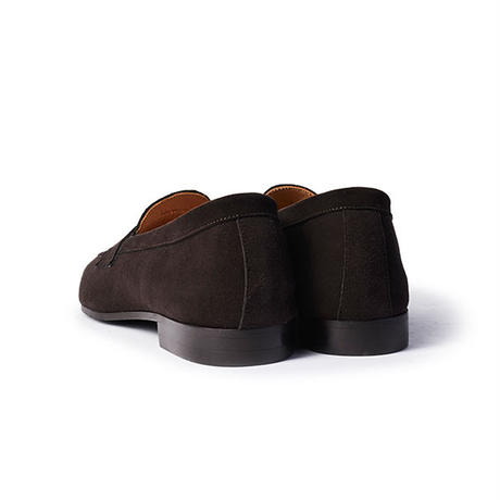 CS0005S-11 / D.Brown Suede | 42ND ROYAL HIGHLAND transfer