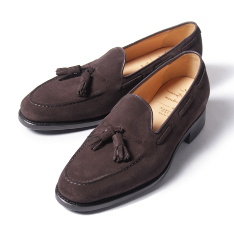 CH7003SH-11 / D.Brown Suede | 42ND ROYAL HIGHLAND Navy Collection