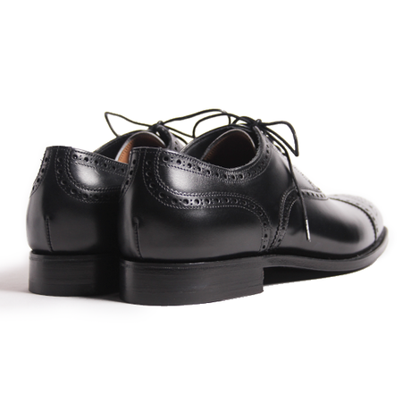 FRANCIS / Black | JOSEPH CHEANEY made in England